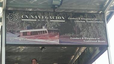our boat tour operator in el Tigre