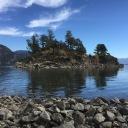 Heaven on earth for hikers to Cerro Colorado - La Islita