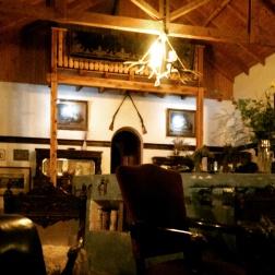 Casa Grande before the last big asado and party