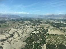 Die Wüste rund um Nasca