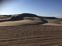 Sand, Sand überall nur Sand