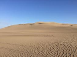 Noch mehr Wüste