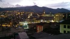 Quito bei Nacht