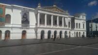 Plaza del Teatro, Quito