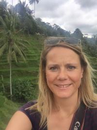 Tegalang Rice terraces