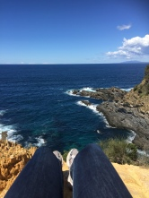 Tuross Head - Ausschau nach Walen mit Erfolg