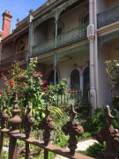 Gärten und Häuschen
