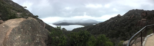 Panorama Foto Wineglass Bay