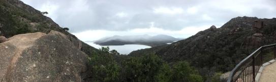 Panorama Foto Wineglass Bay