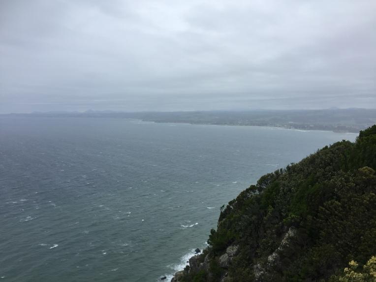 """""""Aussicht"""" vom Table Cape"""
