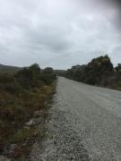 Strasse von Arthur River nach Zahan