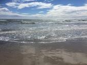 Strand in der Nähe von Strahan