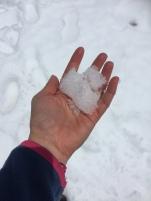 Schnee :)