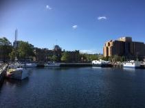 Hafen von Hobart