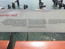 Die Geschichte des Great Barrierreefs bei den Aboriginees