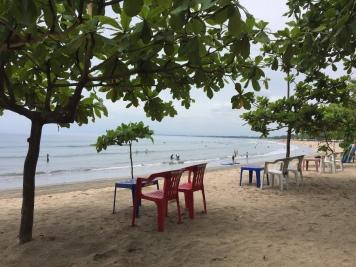 Kuta Beach - gar nicht mal so übel
