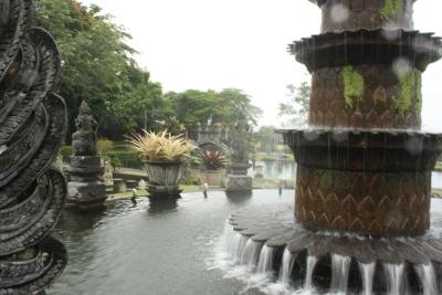 Wasser, Wasser und Wasser